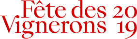 Logo Fête des Vignerons 2019