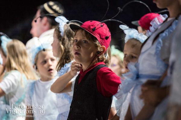 Filage en costume du 10 juillet 2019, fête des vignerons 2019 - Chœurs de la Fête, Répétitions, Photographies de la Fête des Vignerons 2019.