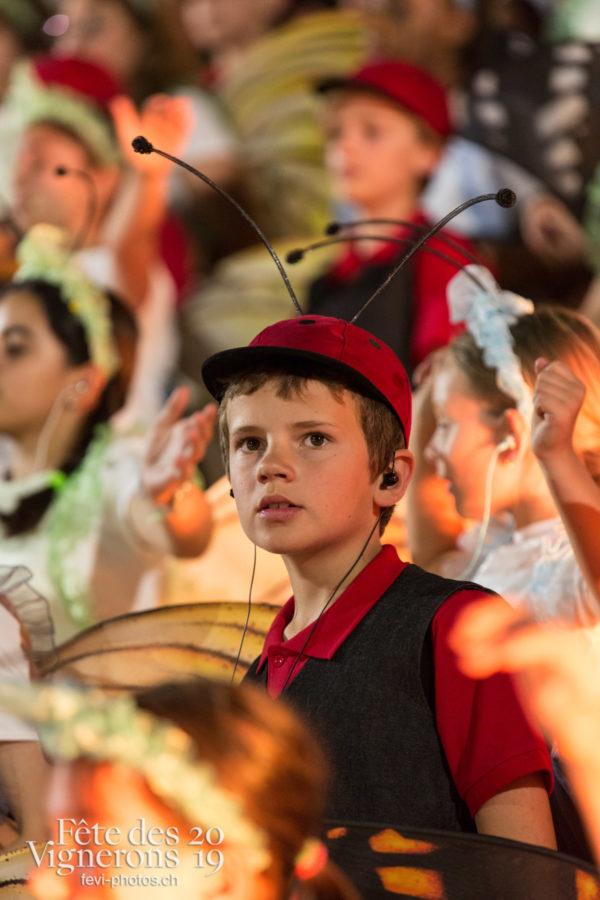 Répétition - Musiciens de la Fête, Voix d'enfants, Photographies de la Fête des Vignerons 2019.