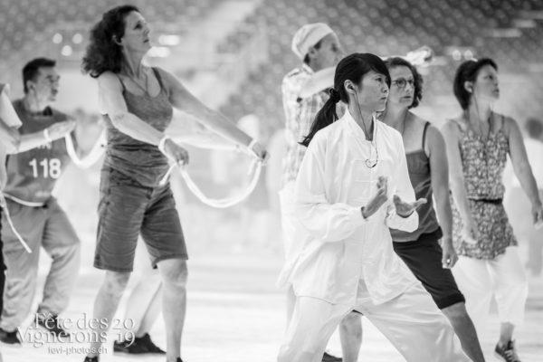 3 juillet 2019 Répétition arène  Couleurs, 100 pour 100, thai