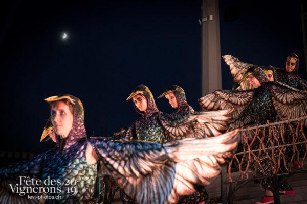 Première répétition en costume ! - Etourneaux, Répétition générale, Photographies de la Fête des Vignerons 2019.