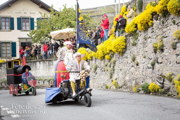 Epesses, le 27 avril 2019, championnat du monde des tracassets. - Tracassets, Photographies de la Fête des Vignerons 2019.
