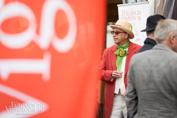 Proclamation - Ambiance, Proclamation, Suisse, Photographies de la Fête des Vignerons 2019.