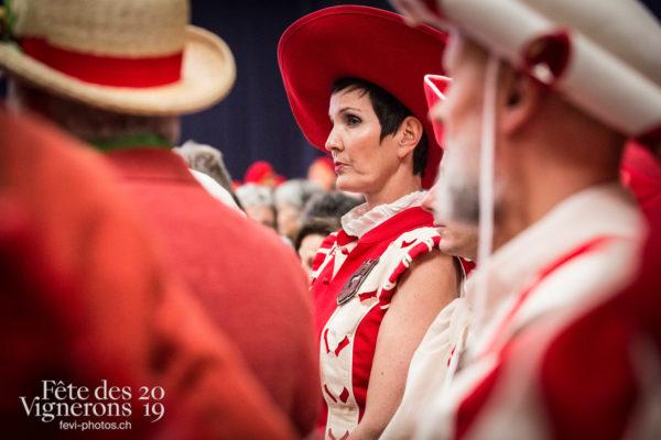 Proclamation - Ambiance, Cent pour Cent, Proclamation, Suisse, Photographies de la Fête des Vignerons 2019.