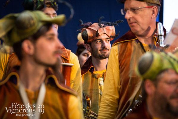 Proclamation - Ambiance, Harmonie de la Fête, Musiciens de la Fête, Musiciens harmonie, Proclamation, Photographies de la Fête des Vignerons 2019.