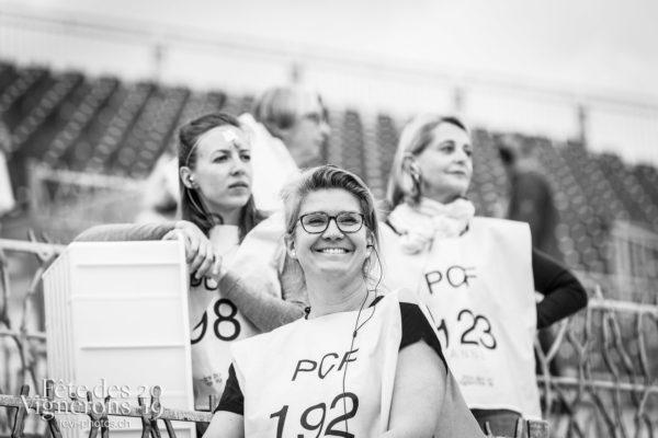 Vevey, le 24 mai 2019, répétition fête des vignerons. - Choristes-percussionnistes, Fourmis, Percussionnistes, Répétitions, Sauterelles, Photographies de la Fête des Vignerons 2019.