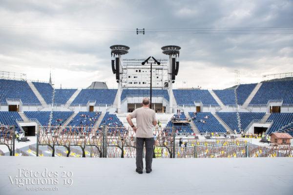 Vevey, le 24 mai 2019, répétition fête des vignerons. - Choristes-percussionnistes, Fourmis, Percussionnistes, Répétitions, Sauterelles, Vendanges, Photographies de la Fête des Vignerons 2019.