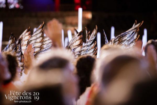 Représentation presse - Représentation, Photographies de la Fête des Vignerons 2019.