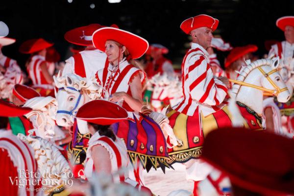 Filage en costumes du jeudi 11 juillet
