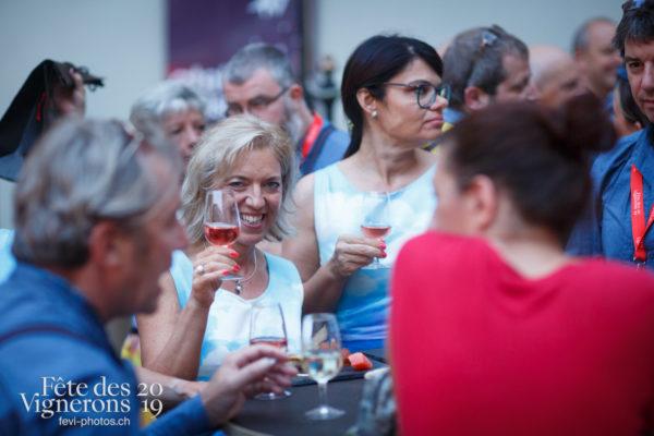 Ambiance en ville - Bourgeons, Caveaux, Photographies de la Fête des Vignerons 2019.