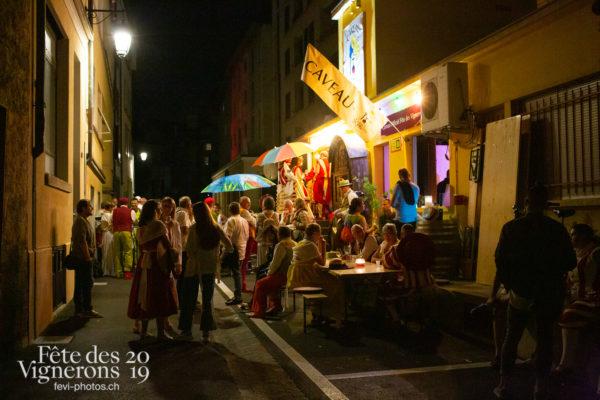 Caveaux - Caveaux, Saint-Martin, Photographies de la Fête des Vignerons 2019.