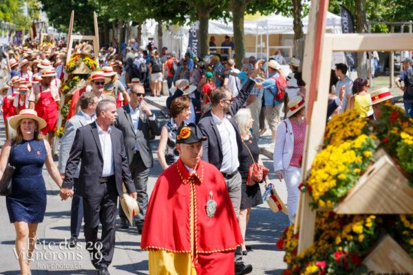 Cortège Genève - Cortège, Genève, journee-cantonale-geneve, Journées cantonales, Photographies de la Fête des Vignerons 2019.