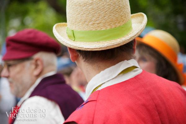Proclamation Fête des Vigenrons - Cortège, Proclamation, Saint-Martin, Photographies de la Fête des Vignerons 2019.