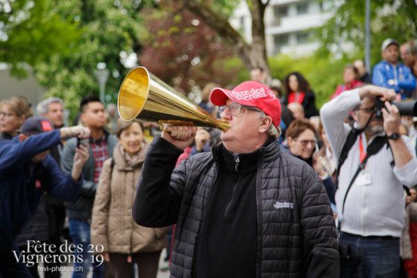 Proclamation Fête des Vigenrons - Cortège, Proclamation, Staff, Photographies de la Fête des Vignerons 2019.