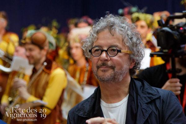 Proclamation Fête des Vigenrons - Daniele Finzi Pasca, Direction artistique, Officiels, Proclamation, Photographies de la Fête des Vignerons 2019.