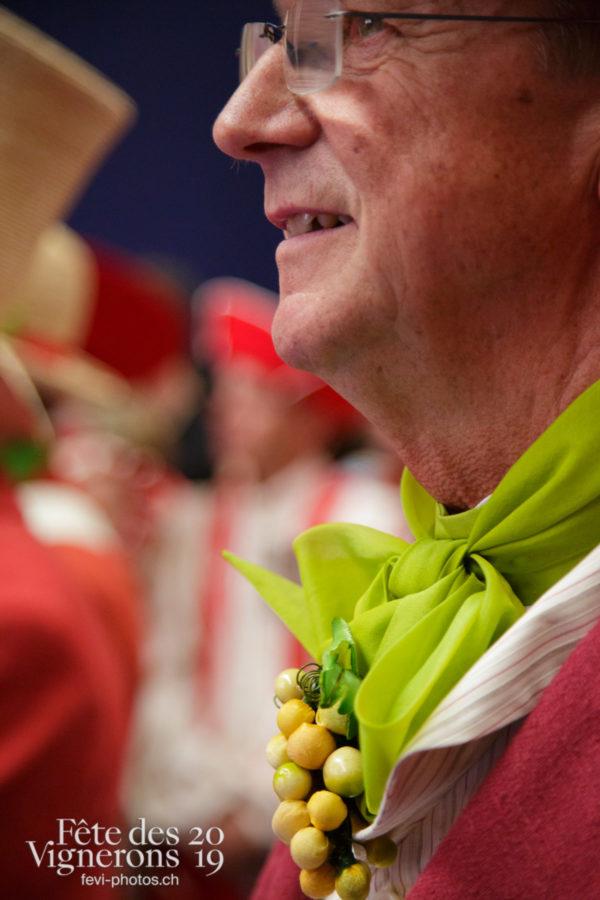 Proclamation Fête des Vigenrons - Officiels, Proclamation, Photographies de la Fête des Vignerons 2019.