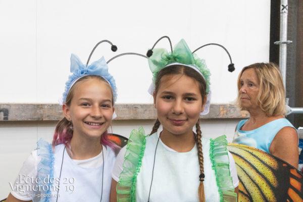 Spéctacle jour - Musiciens de la Fête, Représentation, Voix d'enfants, Photographies de la Fête des Vignerons 2019.