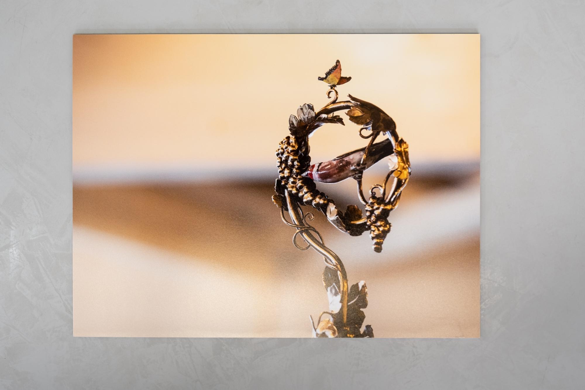 Contre collage Talbond, photographies officielles de la Fête des Vignerons 2019
