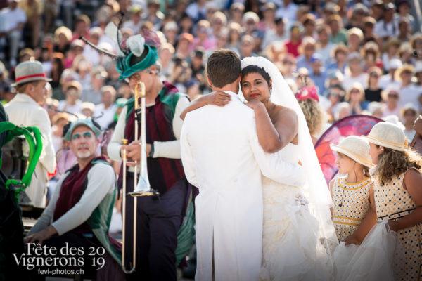 07-17_repetition_generale_JulieM-3994 - Filage, Mariés de la Noce, Noce, Répétition générale, Photographies de la Fête des Vignerons 2019.
