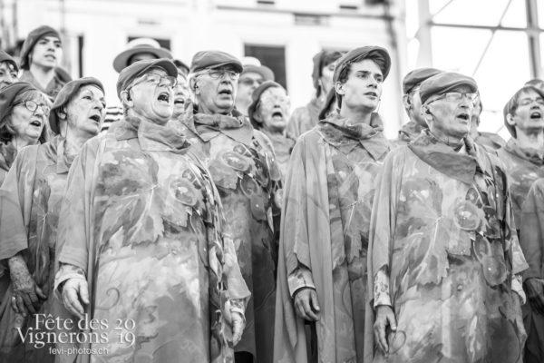 07-17_repetition_generale_JulieM-4484 - Chœurs de la Fête, Filage, Répétition générale, Photographies de la Fête des Vignerons 2019.