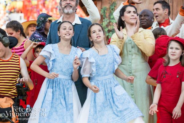 07-17_repetition_generale_JulieM-4533 - Filage, Petite Julie, Répétition générale, Photographies de la Fête des Vignerons 2019.