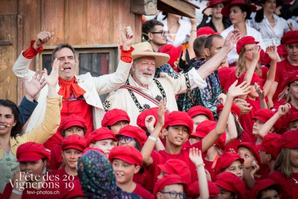 07-17_repetition_generale_JulieM-4569 - Armailli 1819, Enfants protecteurs, Filage, Répétition générale, Trois docteurs, Photographies de la Fête des Vignerons 2019.