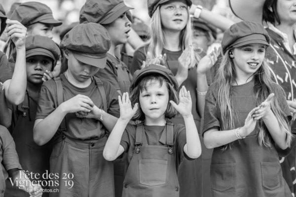 07-17_repetition_generale_JulieM-4594 - Enfants protecteurs, Filage, Répétition générale, Photographies de la Fête des Vignerons 2019.