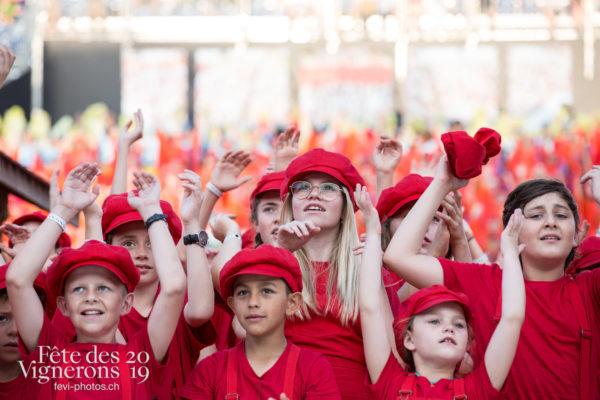 07-17_repetition_generale_JulieM-4598 - Enfants protecteurs, Filage, Répétition générale, Photographies de la Fête des Vignerons 2019.