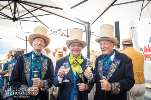 Vevey, le 18 juillet 2019, banquet