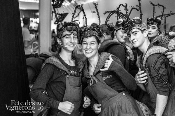 07-18_couronnement_©JulieMasson-5633 - Choristes-percussionnistes, Fourmis, percu-choriste, Percussionnistes, Sauterelles, Spectacle, Photographies de la Fête des Vignerons 2019.