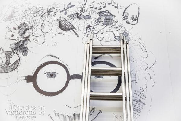 07-21_st_gall&coulisses_JulieM-8398 - Coulisses, dessins-coulisses, Etourneaux, Photographies de la Fête des Vignerons 2019.