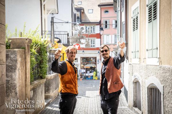 08-05_rues_photoshop_©JulieMasson-2-15 - Choristes-percussionnistes, Fourmis, percu-choristes, Percussionnistes, Rue, Sauterelles, Photographies de la Fête des Vignerons 2019.