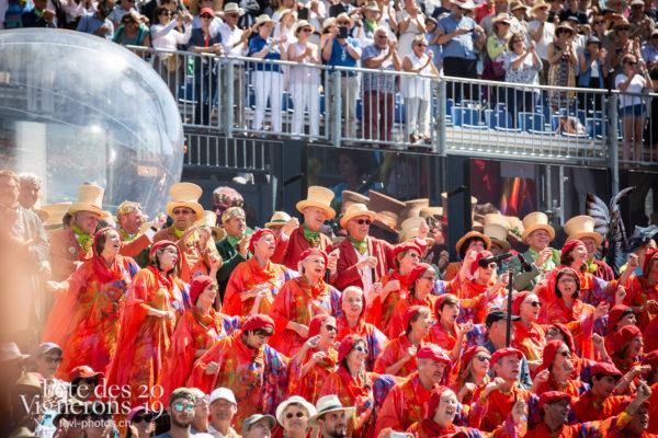 08_11_dernier_spectacle_©JulieMasson-0304 - Chœurs de la Fête, Final, Spectacle, Vignerons primés, Photographies de la Fête des Vignerons 2019.