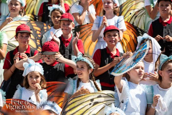 08_11_dernier_spectacle_©JulieMasson-0311 - Final, Musiciens de la Fête, Spectacle, Voix d'enfants, Photographies de la Fête des Vignerons 2019.