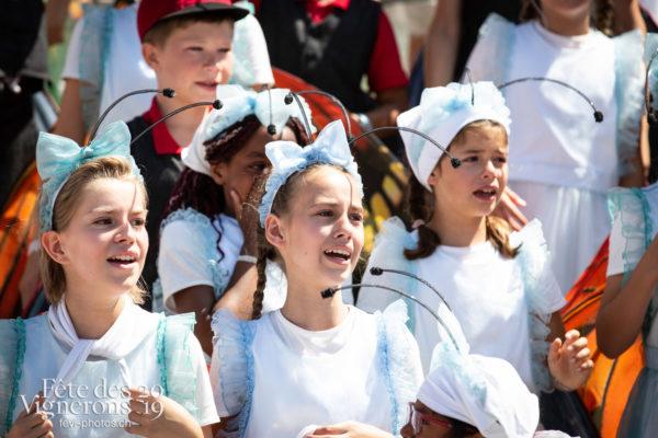 08_11_dernier_spectacle_©JulieMasson-0319 - Final, Musiciens de la Fête, Spectacle, Voix d'enfants, Photographies de la Fête des Vignerons 2019.