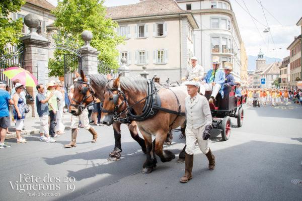 Cortège de la Confrérie - Consoeurs confrères, Cortège, Cortèges Confrérie, Photographies de la Fête des Vignerons 2019.