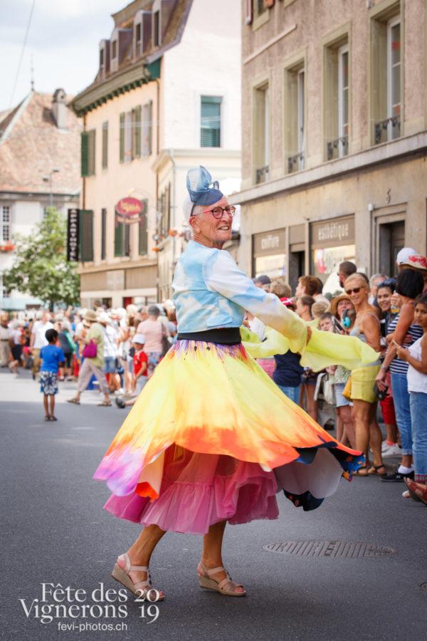 Cortège de la Confrérie - Bourgeons, Cortège, Cortèges Confrérie, Photographies de la Fête des Vignerons 2019.