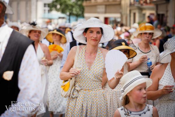Cortège de la Confrérie - Cortège, Cortèges Confrérie, Noce, Photographies de la Fête des Vignerons 2019.