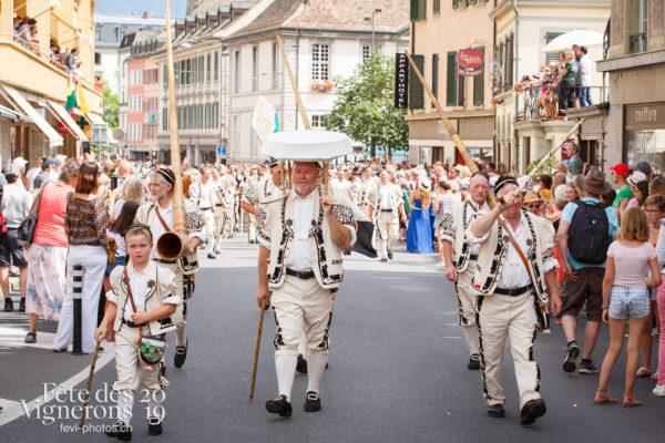 Cortège de la Confrérie - Armaillis, Cortège, Cortèges Confrérie, Photographies de la Fête des Vignerons 2019.