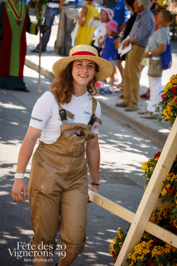 Journée cantonale Genève - Cortège, Genève, Journées cantonales, Photographies de la Fête des Vignerons 2019.