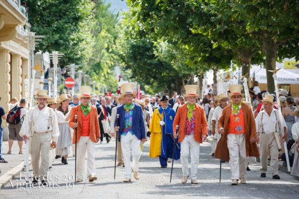 Cortège journée cantonale Suisse centrale et Tessin