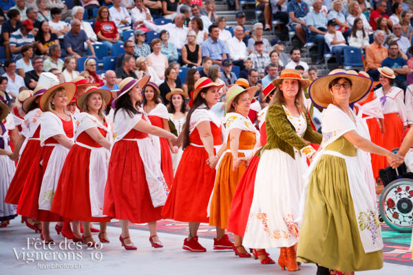 Spectacle - Saint-Martin, Spectacle, Photographies de la Fête des Vignerons 2019.