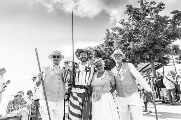 Cortège de la confrérie du 31 juillet 2019, Vevey, fête des vignerons - Cent suisses, Consoeurs confrères, Cortège, Cortèges Confrérie, Photographies de la Fête des Vignerons 2019.