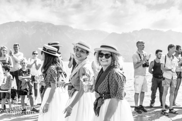Cortège de la confrérie du 31 juillet 2019, Vevey, fête des vignerons