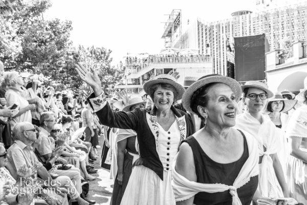Cortège de la confrérie du 31 juillet 2019, Vevey, fête des vignerons - Cortège, Cortèges Confrérie, Saint-Martin, Photographies de la Fête des Vignerons 2019.