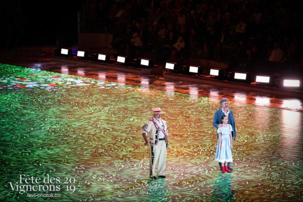 spectacle du 02 août 2019, Vevey, fête des vignerons - Armailli 1819, Armaillis, Grand-père, Mémoire, Michel Voïta, Petite Julie, Spectacle, Photographies de la Fête des Vignerons 2019.
