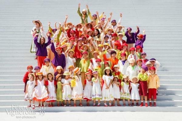 Photo de groupe de la Saint-Martin
