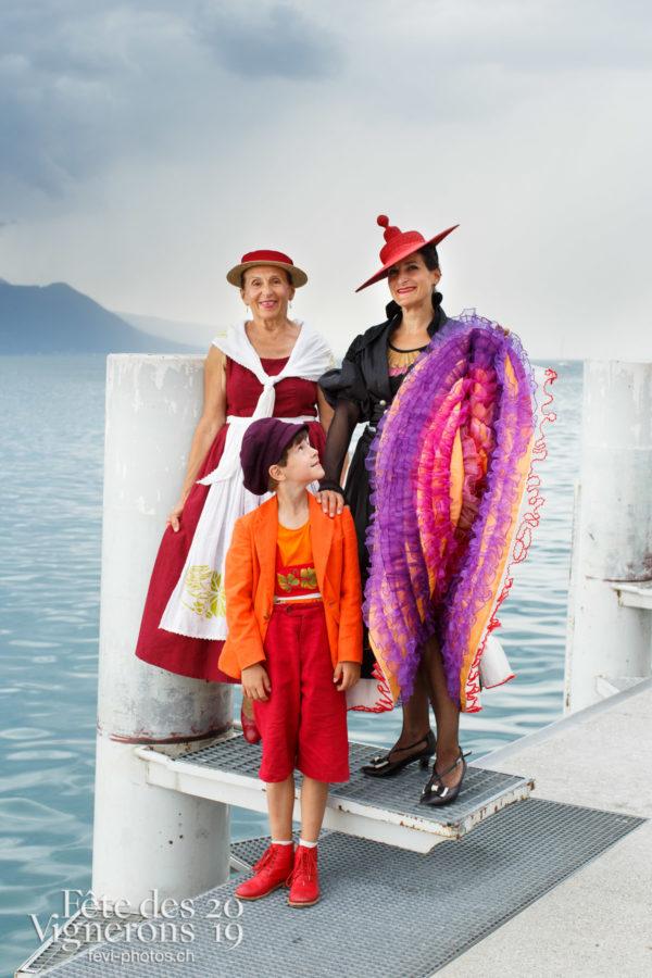 Famille Arboit - arboit, Effeuilleuses, Saint-Martin, Studio, Photographies de la Fête des Vignerons 2019.