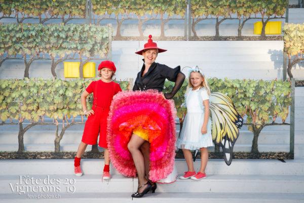 Photos de familles - famille, itab-dib, Studio, Photographies de la Fête des Vignerons 2019.