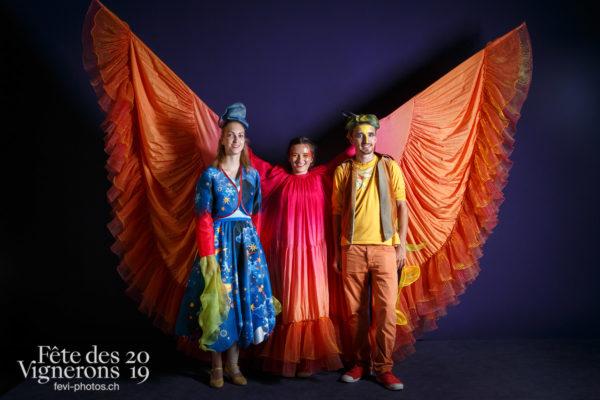 Studio du 9 août - Bourgeons, Flammes, Harmonie de la Fête, Loïe Fuller, Musiciens de la Fête, Studio, Photographies de la Fête des Vignerons 2019.